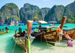 12-dniowy wypoczynek na Phuket z Warszawy za 2206 PLN (loty + noclegi)