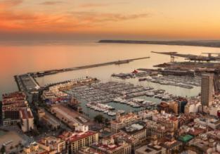 Jedna wycieczka: Alicante, Walencja i Barcelona z Warszawy za 220 PLN