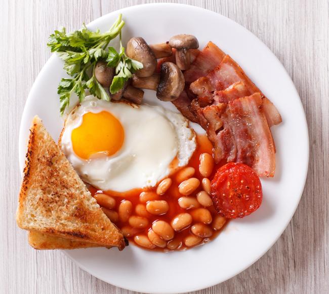 QUIZ What People Eat For Breakfast Around The World - Breakfast around world
