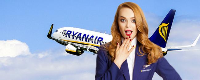 Ryanair полетит в Иорданию из Варшавы и Кракова