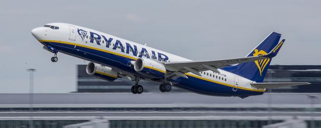 Ryanair запускает рейсы в Афины из 4 польских городов, в том числе из Гданьска