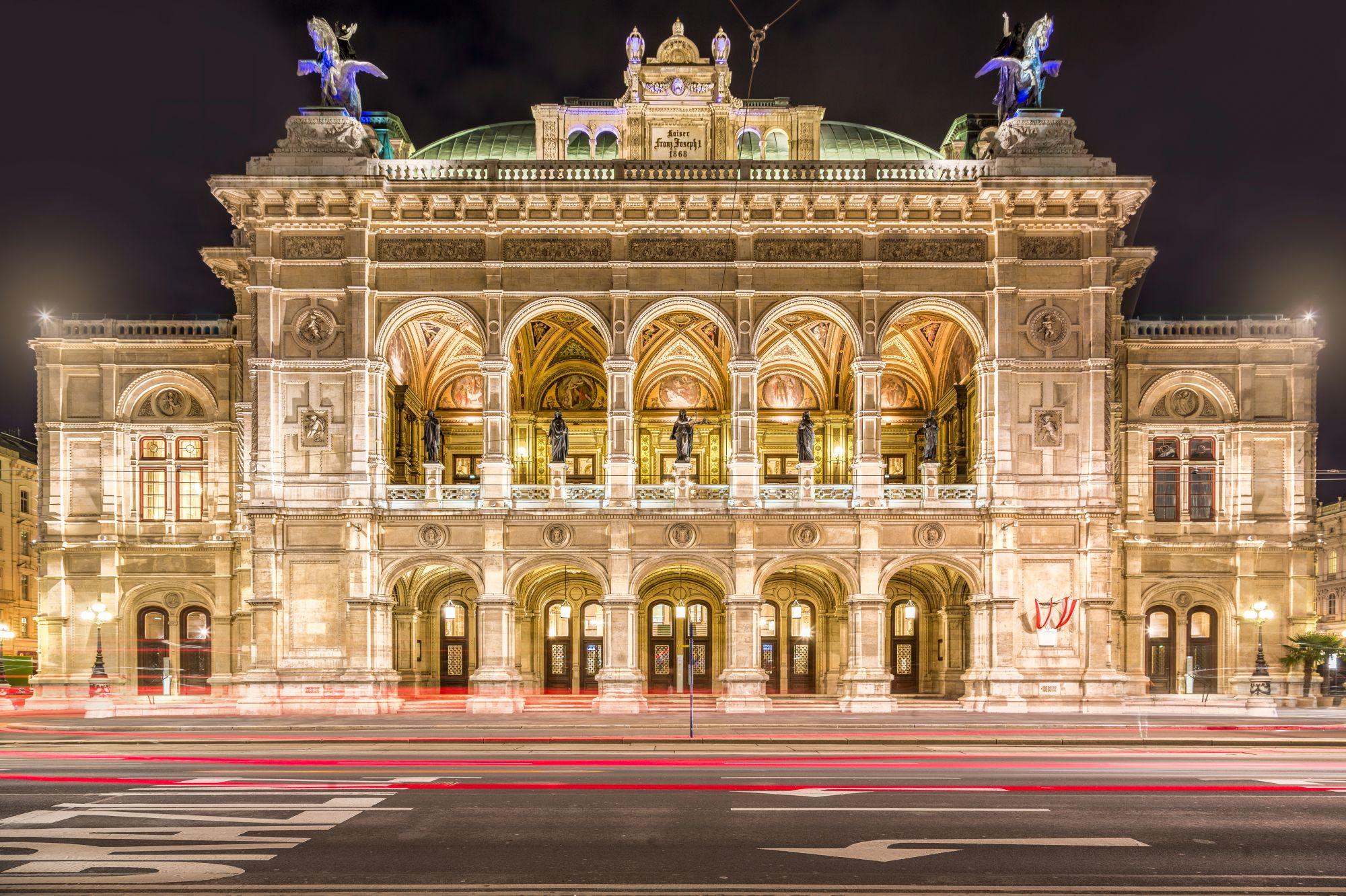 Wiedeń opera