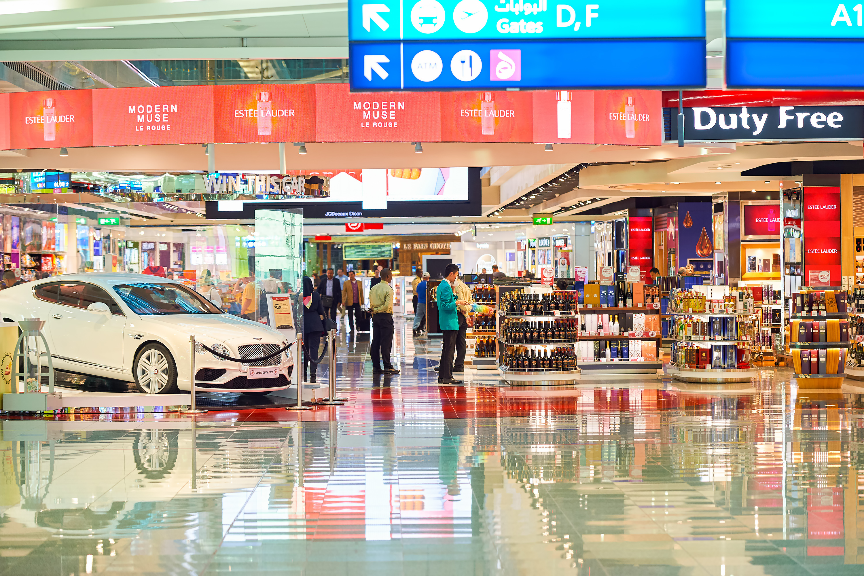 Dubaj Duty Free